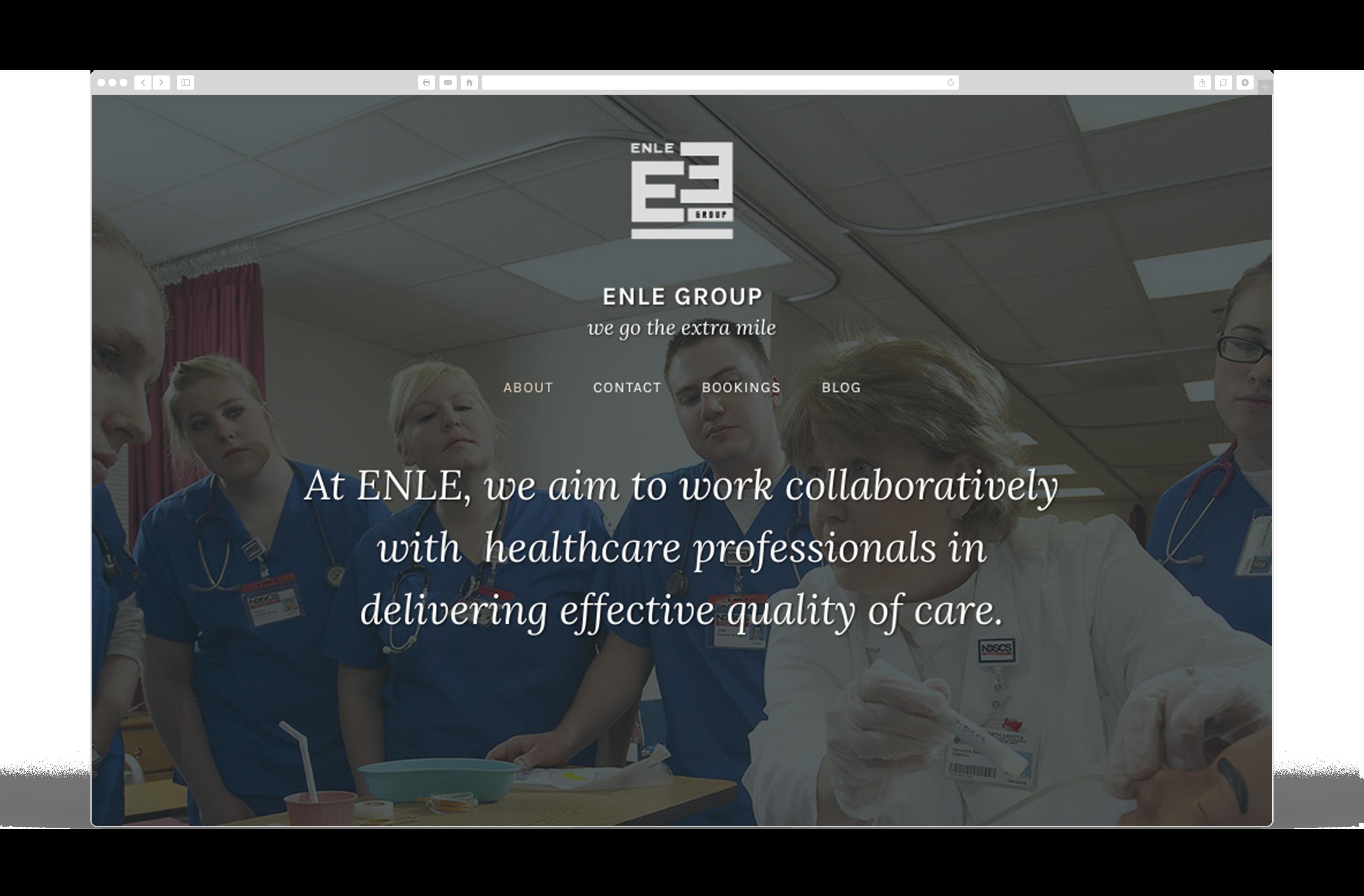 ENLE Website