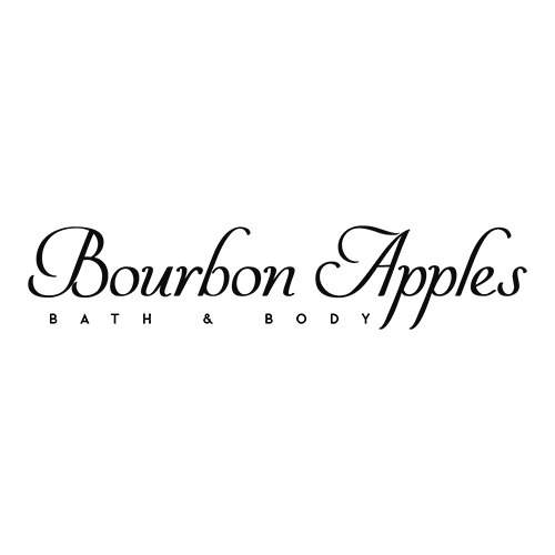 Bourbon Apples – White