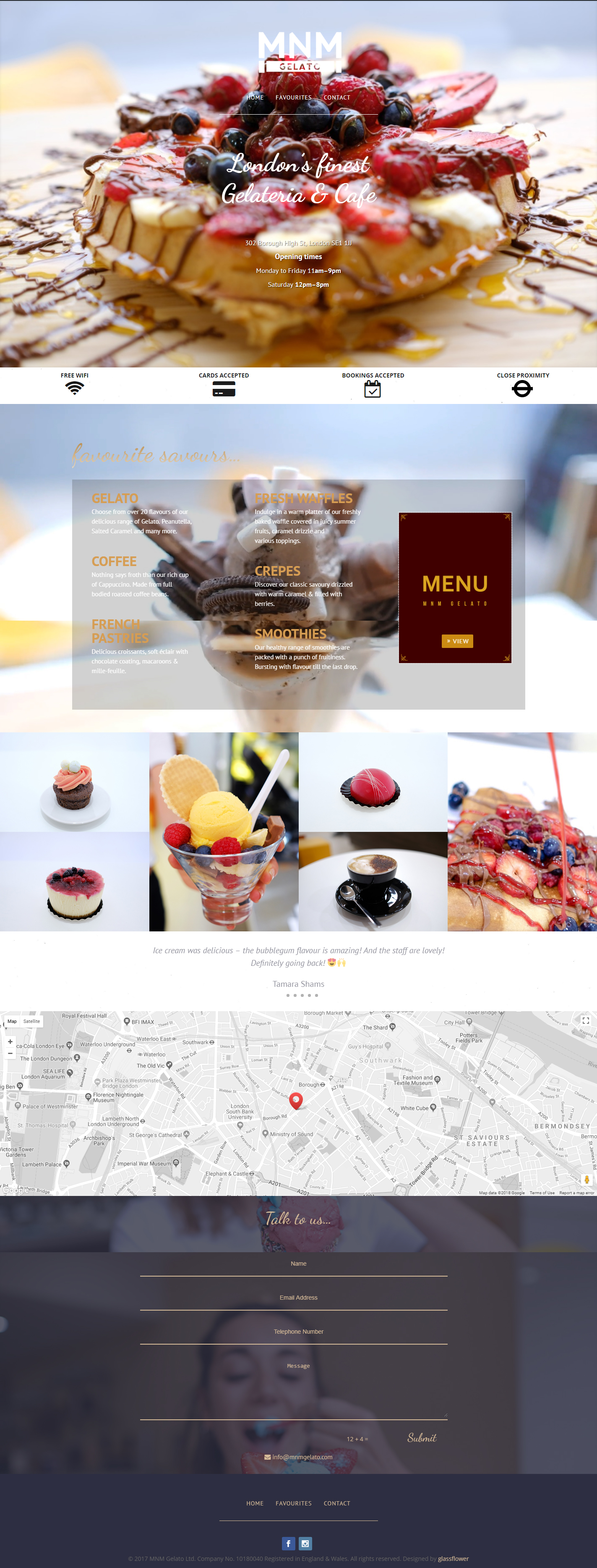 MNM-Website
