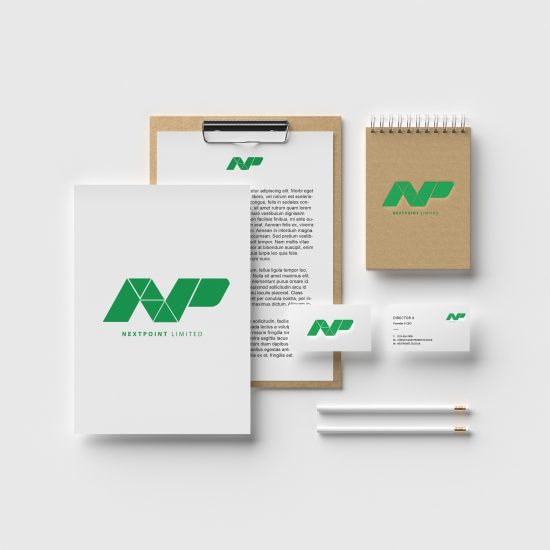 Nextpoint-Stationery